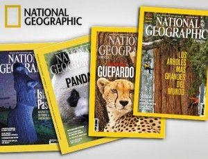 Revista National Geographic al mejor precio