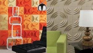 Paneles de pared decorativos online