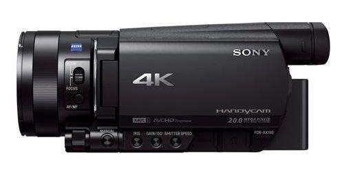 Cámaras de vídeo de alta definición