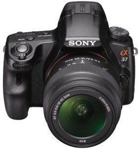 Cámara reflex Sony