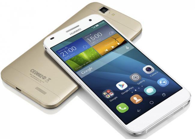 Móviles libres baratos chinos - Huawei ascend