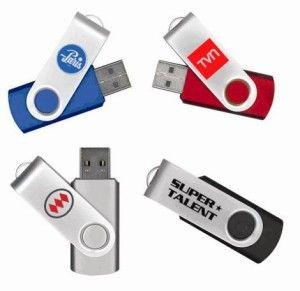 Memorias USB originales