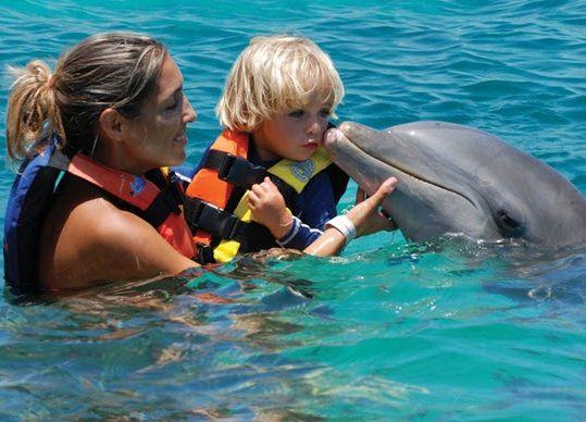 qué hacer en Riviera Maya con niños