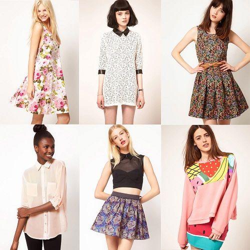 Tiendas de ropa online baratas - Asos