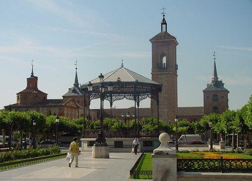 Alojamiento barato en Alcalá de Henares