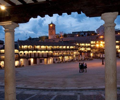 Escapadas de fin de semana baratas en Madrid - Chinchón
