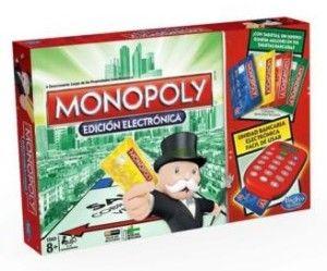 Monopoly electrónico edición mundial barato