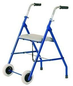 Andadores para ancianos con asiento baratos
