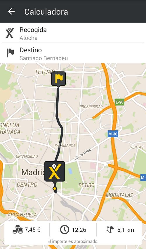 Cómo viajar gratis en taxi