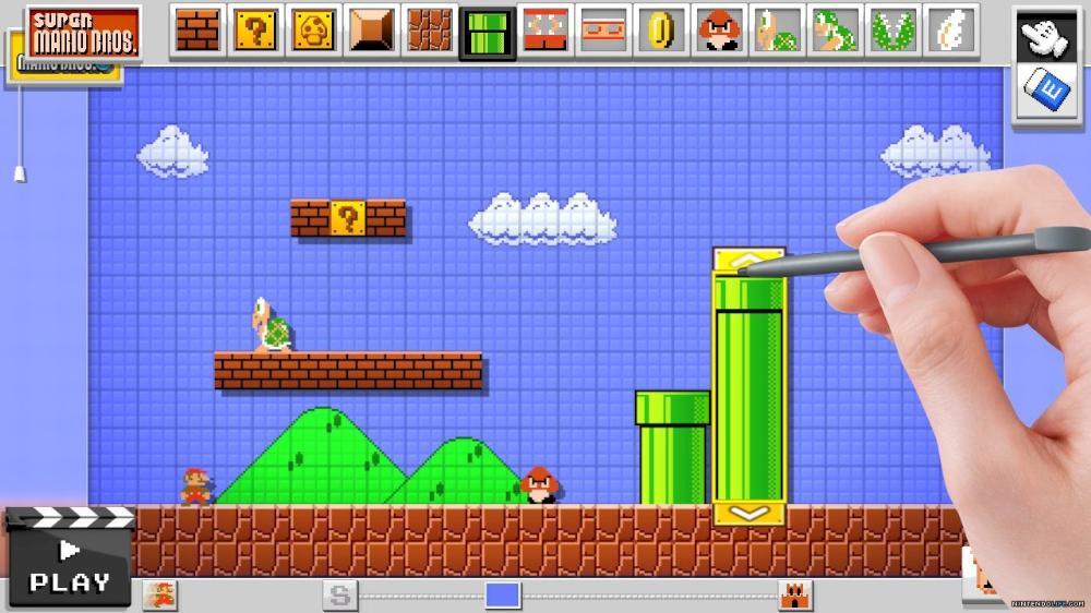 Comprar Super Mario Maker barato para Wii U