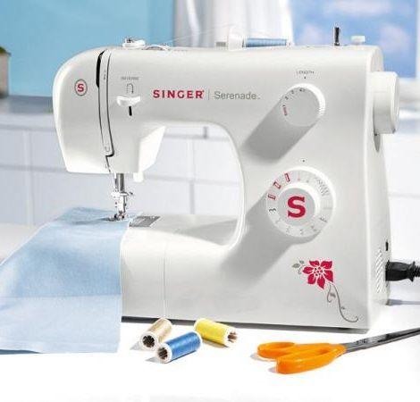 Dónde comprar máquina de coser Singer Serenade barata