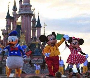 Entradas Disneyland Paris baratas online