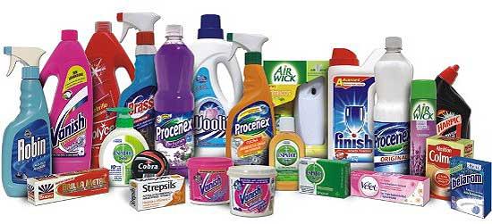 Productos de limpieza baratos
