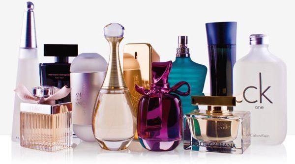 Perfumes de marca para mujer