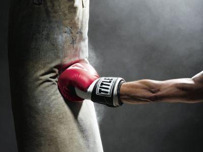 Beneficios de entrenar con un saco de boxeo