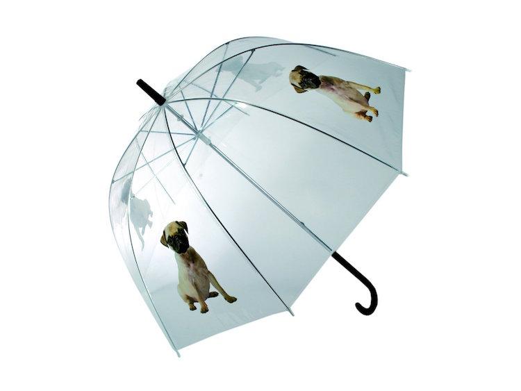 comprar paraguas transparente