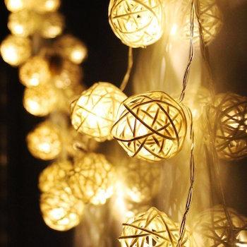guirnaldas luminosas