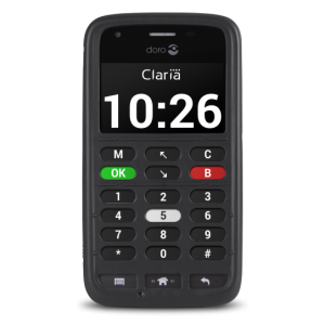 teléfono móvil adaptado para ciegos