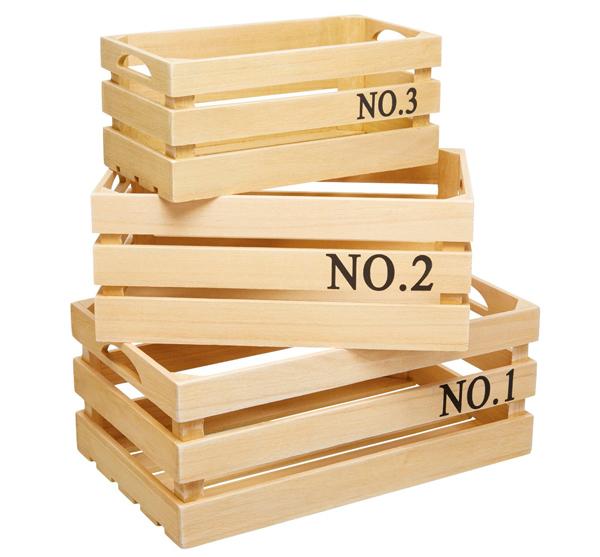 d nde comprar cajas de madera baratas para decorar