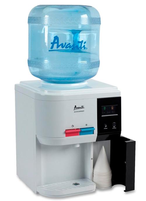 Fuente de agua fría
