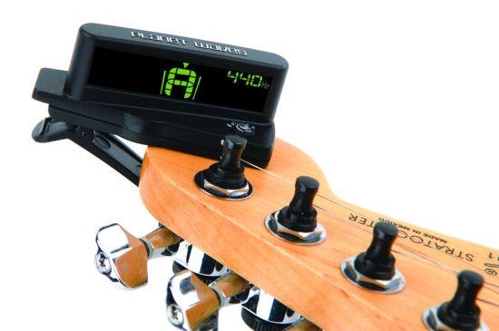 afinadores electricos para guitarra