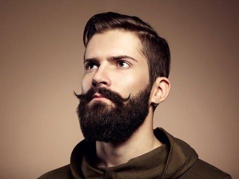 cuidado de la barba hipster