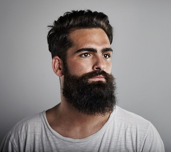 Como cuidar la barba hipster