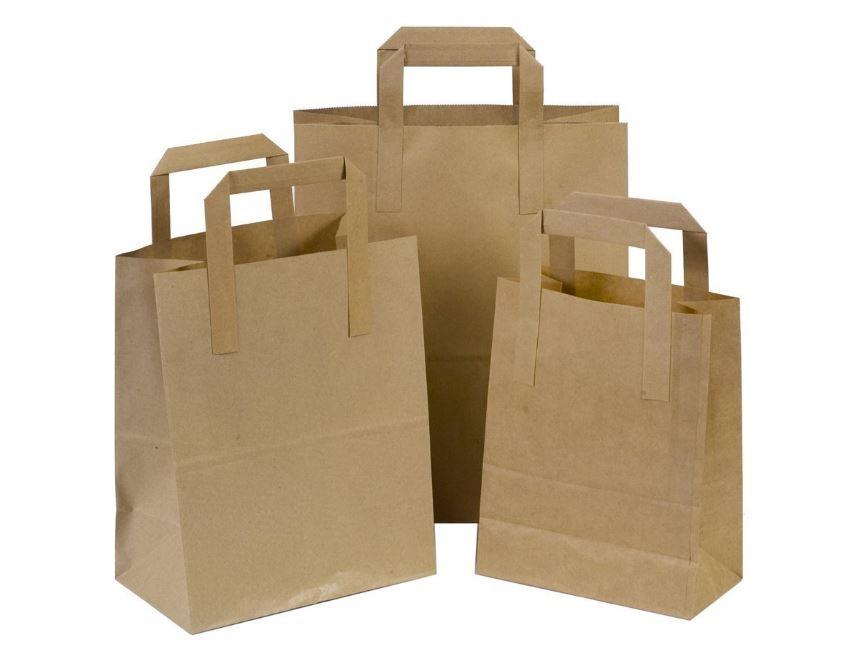bolsas papel economicas
