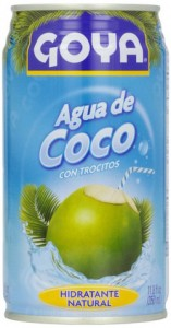 precio del agua de coco