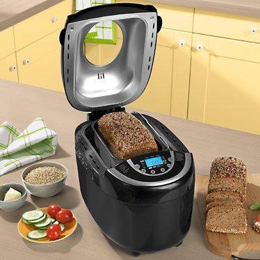 horno eléctrico para hacer pan