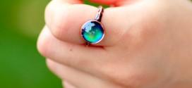 Dónde comprar anillos que cambian de color baratos