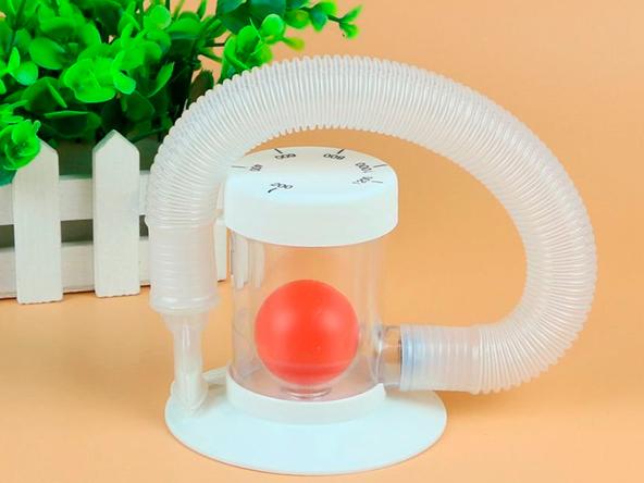 espirometro manual