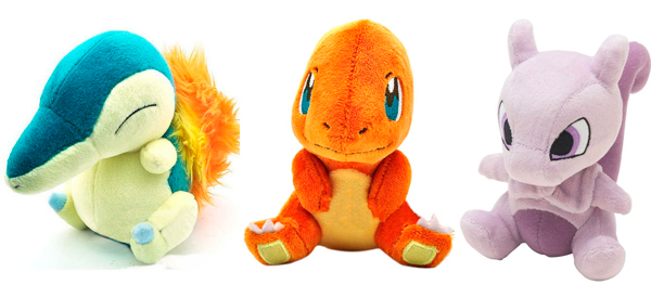 peluches pokemon baratos