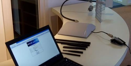 antena de largo alcance para wifi