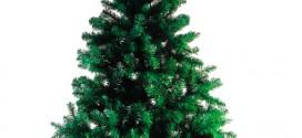 Dónde comprar un árbol de Navidad barato online