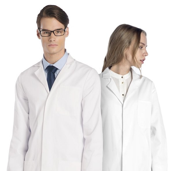 batas de laboratorio baratas