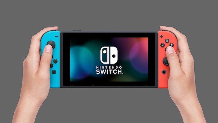 comprar nintendo switch economica
