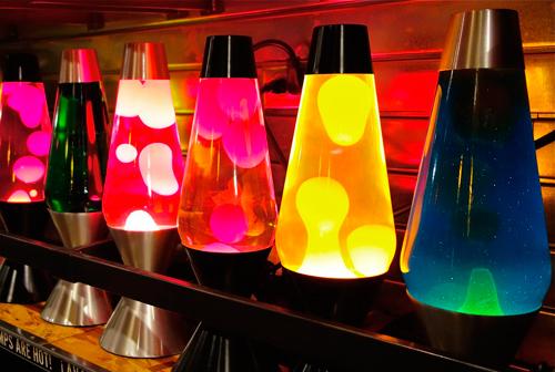 dónde comprar lámparas de lava