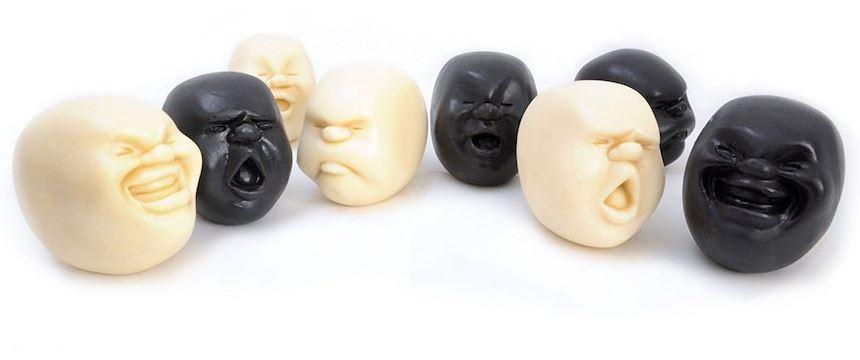 objetos antiestrés