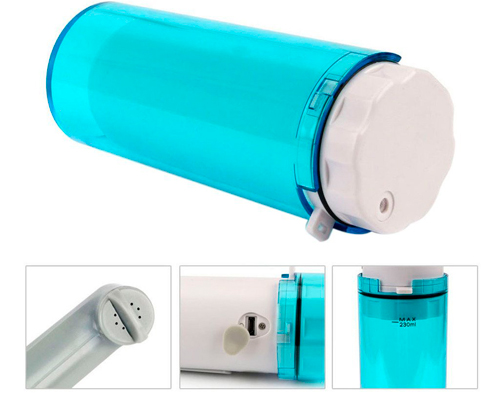 adaptador de bidet para inodoro