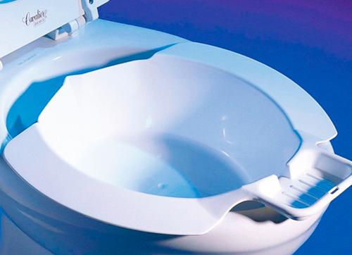 baño asiento adaptador