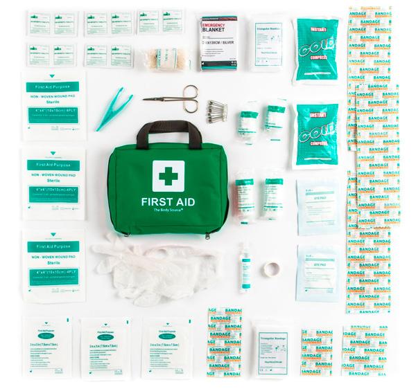 caja primeros auxilios