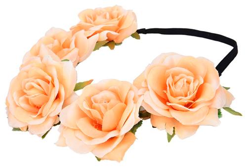 diademas flores