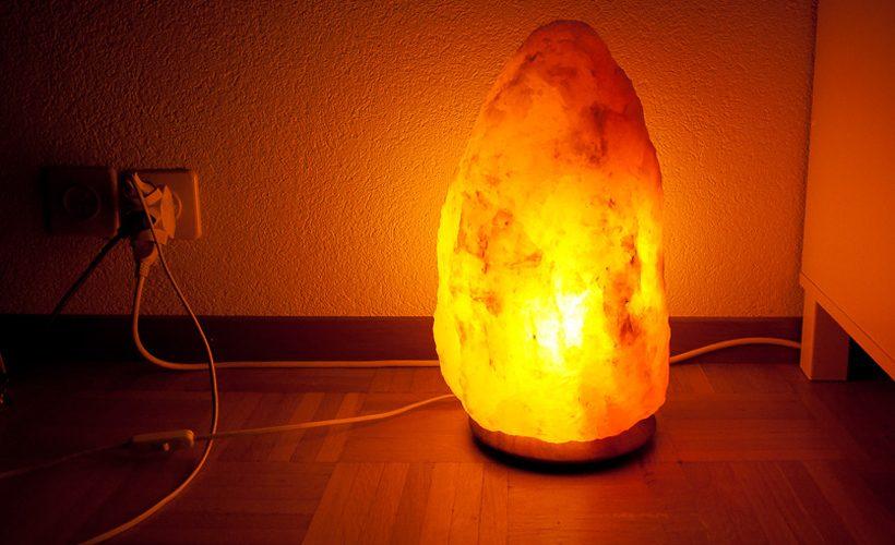 lámpara de sal himalaya precio