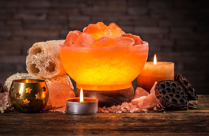lampara de sal barata