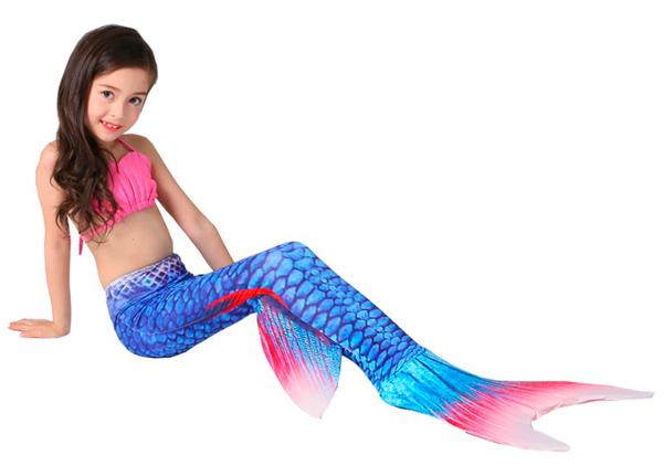 aleta de sirena para nadar