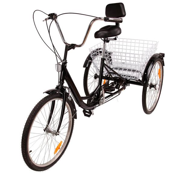bicicleta de tres ruedas barata