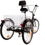bicicletas de tres ruedas de segunda mano