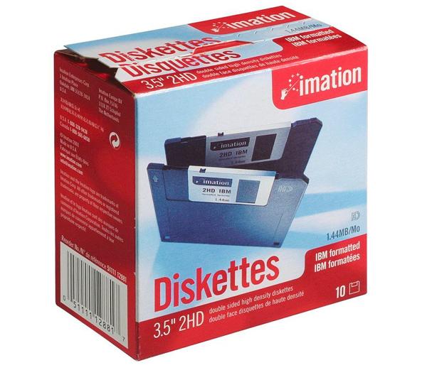 diskette 3.5