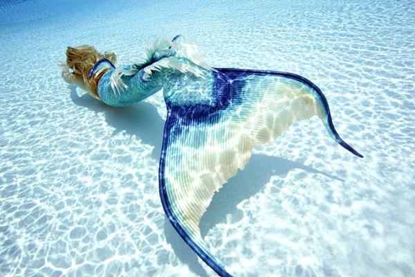 traje de sirena